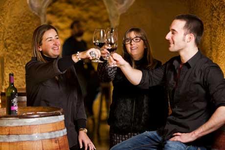 Tecnovino Dia Europeo de Enoturismo Ruta del Vino Rioja Alavesa