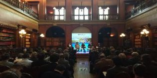 El congreso de la EFOW mostró la unidad de las DD.OO. vitivinícolas de la UE