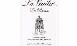 La bodega José Estévez lanza de nuevo La Guita en Rama, saca de octubre 2017