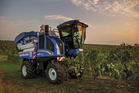 Tecnovino Sitevi Innovation Awards 2017 New Holland 1