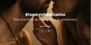 """""""Enamórate de un alicantino"""", la original campaña de Vinos Alicante DOP"""