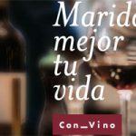 Marida mejor tu vida con vino, la primera gran campaña del vino español
