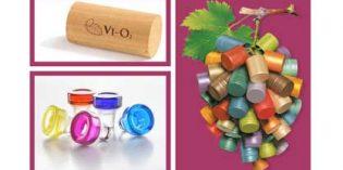 Prácticos y estéticos cierres para vinos
