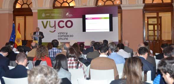 Tecnovino comercializacion del sector vitivinicola online VyCO 1