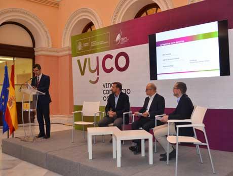 Tecnovino comercializacion del sector vitivinicola online VyCO 3