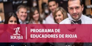 Abierta la inscripción para el tercer Programa de Educadores oficiales de Rioja