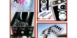 Etiquetas de vino originales, interactivas, contra falsificaciones, serigrafías…