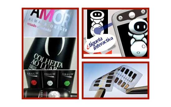 Tecnovino etiquetas de vino