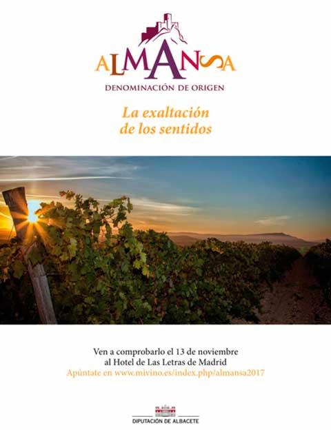 Tecnovino eventos vitivinicolas DO Almansa