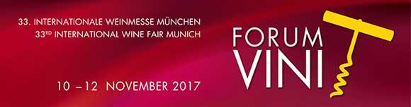Tecnovino eventos vitivinicolas Forum Vini