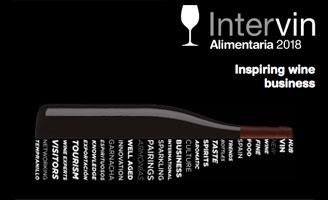 Tecnovino expertos de vino Intervin cartel