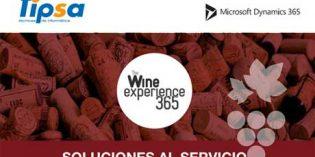 The Wine Experience 365 de Tipsa, una innovadora plataforma de gestión enoturística