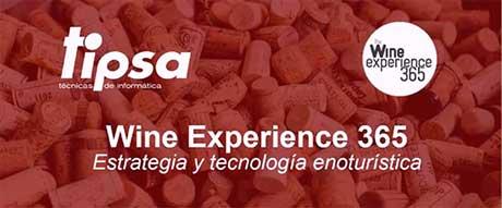 Tecnovino gestion enoturistica The Wine Experience 365 Tipsa 2