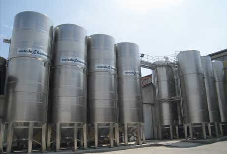 Tecnovino proceso de vinificacion Ganimede