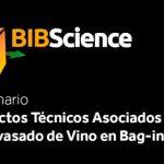 BIB Science, un seminario sobre soluciones de envasado Bag-in-Box y Pouch-Up