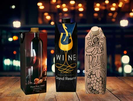 Tecnovino soluciones para envasar vino Tetra Pack 2