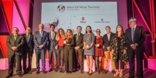 Premio Best Of de Turismo Vitivinícola para las bodegas Conde los Andes, Valdemar y Lecea