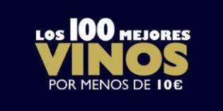 2018 nos trae otros 100 mejores vinos para disfrutar por menos de 10 euros