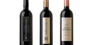 Bodegas David Moreno presenta las nuevas añadas de sus tres vinos estrella