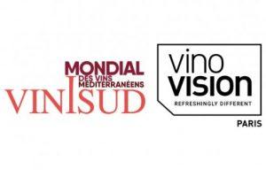 Tecnovino Vinisud y Vinovision Paris