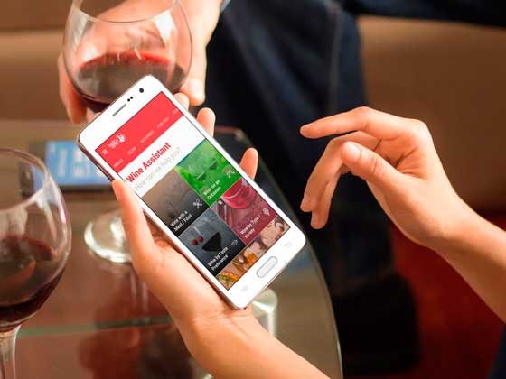 Tecnovino apps sobre vino Hello Vino