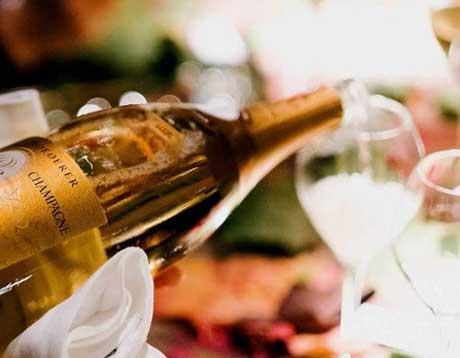 Tecnovino champagne Louis Roederer 3