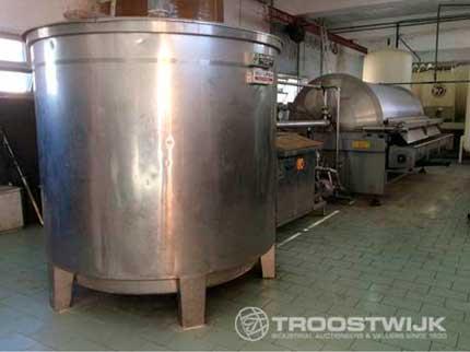 Tecnovino equipamiento de vinificacion Della Toffola