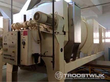 Tecnovino equipamiento de vinificacion Willmes