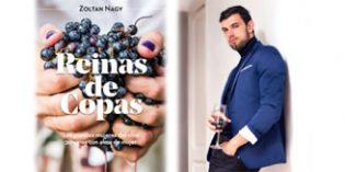 """El libro """"Reinas de Copas. Las grandes mujeres del vino"""", finalista de los Gourmand World Awards"""
