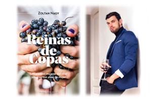 Tecnovino libro Reinas de Copas mujeres del vino autor Zoltan Nagy