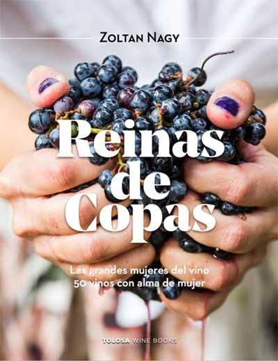 Tecnovino libro Reinas de Copas mujeres del vino