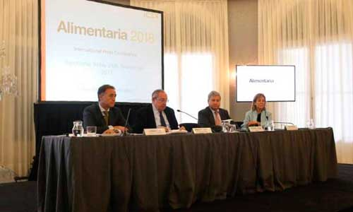 Tecnovino presentacion Alimentaria 2018