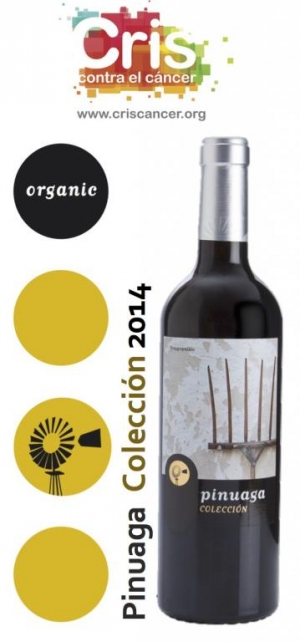 Tecnovino vino solidario
