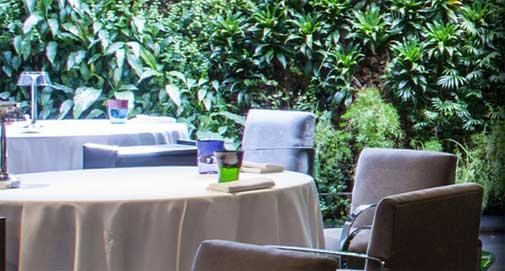 Tecnovino Dani Garcia restaurante