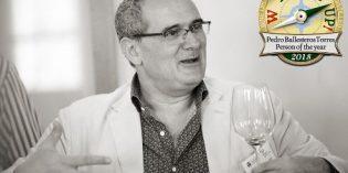 Pedro Ballesteros, Personaje del Año 2018 por la Guía Wine Up!