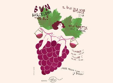 Tecnovino ferias vitivinicolas Salon de los vinos naturales