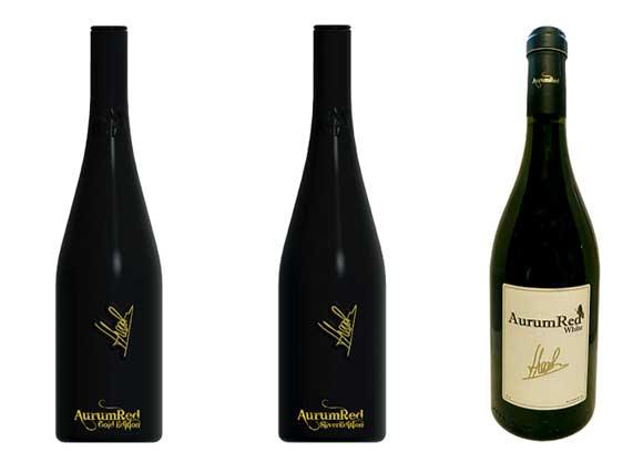 Tecnovino vino mas caro del mundo Aurum Red gama