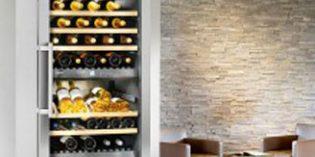 La gama de vinotecas de Liebherr crece con Vinidor