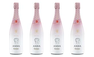 Tecnovino Anna de Codorniu Brut Rose botellas