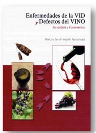 Tecnovino Enfermedades de la vid y defectos del vino libro