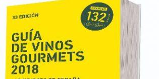 4.160 vinos y más información en la Guía de Vinos Gourmets 2018