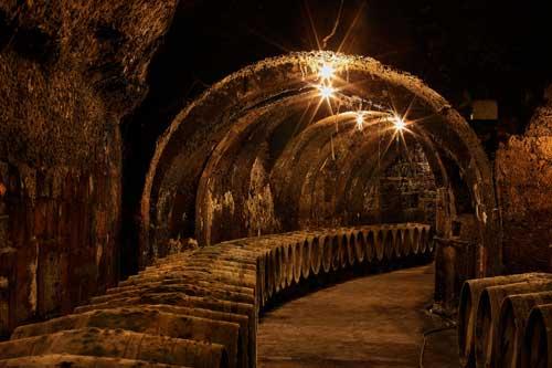 Tecnovino Ruta del Vino de Rioja Alta bodega