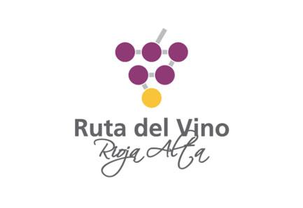 Tecnovino Ruta del Vino de Rioja Alta logo