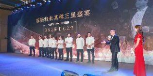 El concepto Taste The World de Grupo Faustino y Eneko Atxa triunfa en Asia