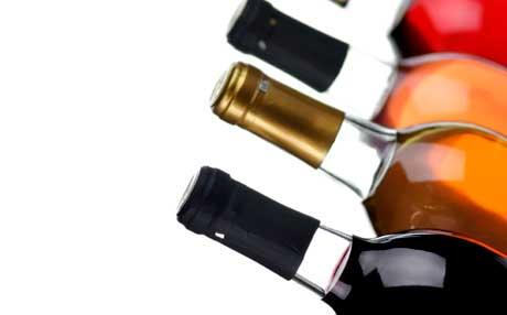 Tecnovino gasto en vino