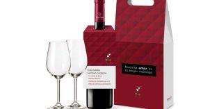 Pack especial de vinos que van directos al corazón en San Valentín