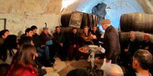 La poda de la viña congregó a expertos en viticultura en la D.O. Montilla-Moriles