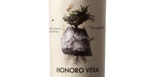 Honoro Vera Organic, un vino tinto ecológico de monastrell equilibrado y fresco en boca