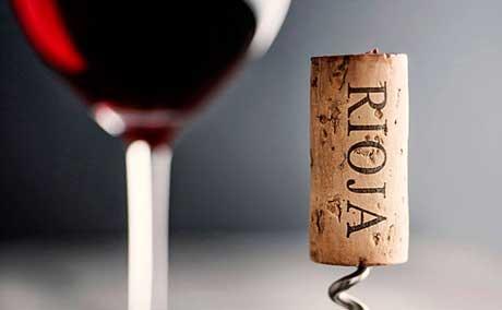 Tecnovino vinos de Rioja DOCa Rioja copa