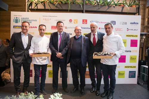 Tecnovino Alimentaria y Hostelco 2018 2